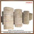 High quality of wooden bobbins