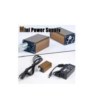 Mini Micro Tattoo Power Supply Source Coffee