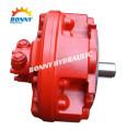 Serie radial de pistón hidráulico impulsión del Motor GM4