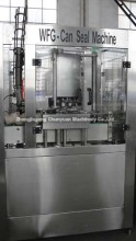 Carbonated Drink Auto Washing, Filling and Sealing Production Line