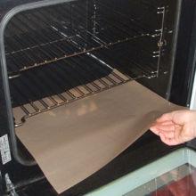 PTFE não mexer reutilizável antiaderente cozinhar folha Mat forro forno microondas