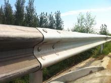 Hot Dipped Galvanized Highway Guardrail in Stock