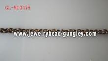 Fashion jewelry chain Antique Copper