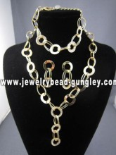 custume jewelry set