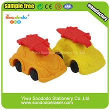Милый ластики автомобиля для малышей, Карандаш Ластик японский