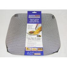 PTFE Non-stick Quickachips Oven Mesh Basket ,No Mess Crisp Chips All Round