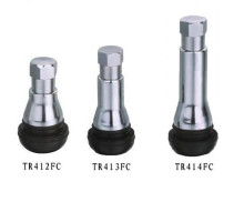 Snap-in Tubeless Valves with Chromed Sleeve