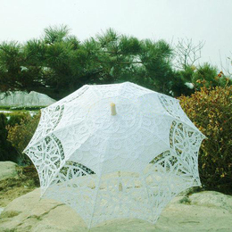 Bridal Lace Parasol Wedding Umbrella Decoration Favors