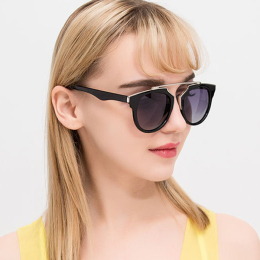 Women's Shades Classic Oversized Polarized Sunglasses 100% UV Protection
