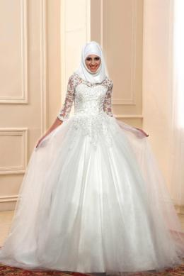 Ball Gown Tulle Court Train Designer Dresses for A Wedding
