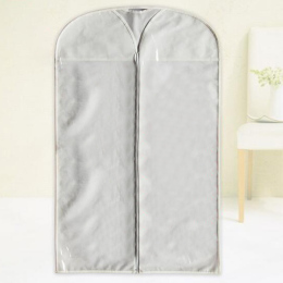 Wedding Gown Travel & Storage Garment Bag By Bags For Less - Soft Breathable Durable Rip & Water Resistant Material