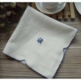Wedding Paper Luncheon Napkins Lovely Lace Floral Pattern