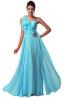 A-Line/Princess Chiffon Floor-Length Best Dresses for Bridesmaids