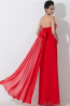 A-Line/Princess Sweetheart Floor Length Chiffon Bridesmaid Dresses with Pleats