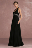 Trumpet/Mermaid Chiffon Floor Length  House of Pretty Maids