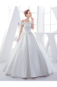 Ball Gown Satin Floor Length Wedding Gowns Wedding Dresses