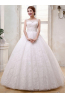 Ball Gown Lace Floor Length Wedding Dresses Designs Styles