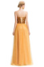A-Line/Princess Tulle Floor Length Beautiful Bridesmaid Dresses