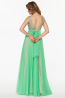 A-Line/Princess Tulle Floor-Length Long Beautiful Prom Dresses