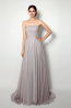A-Line/Princess Chiffon Sweep Train Dress for Prom Night