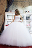 Ball Gown Tulle Floor Length Wedding Couture Designers