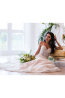Trumpet/Mermaid Lace Court Train Wedding Dresses Lace