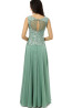 A-Line/Princess Chiffon Floor Length Dress Wedding Bridesmaid