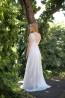 A-Line/Princess Chiffon Floor-Length Wedding Gowns and Dresses