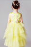 A-Line/Princess Organza Floor-Length Flower Girl Dresses for Little Girls