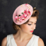 Fascinator Hair Clip Cocktail Headwear Flower Bridal Headpieces