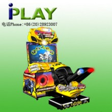 Super Bike 2 --Coin operated driving game machine