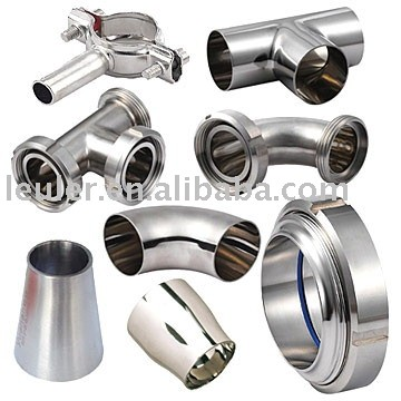 Sanitary Pipe Fitting(pipe fitting,stainless steel pipe fitting,fitting)