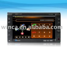 car monitor with touch screen