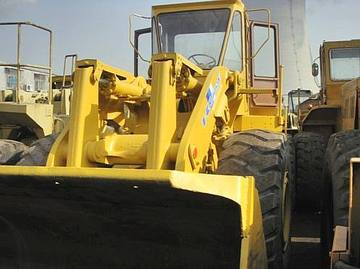 Used wheel loader, used Kawasaki loader, used Kawasaki 85Z