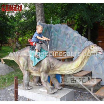 Apatosaurusurus Ride Attractive Ride For Amusement Park