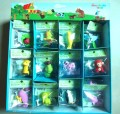 Promotional Children Animal Erasers Display Box Eraser