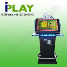 Arcade redemption game machine (touch machine)