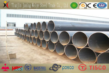 Api 5lx42 Welded Carbon Steel Pipe , Longitudinal Submerged Arc Welding