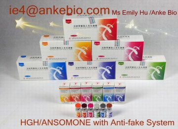 China Original HGH Ansomone Injection for Bodybuilding