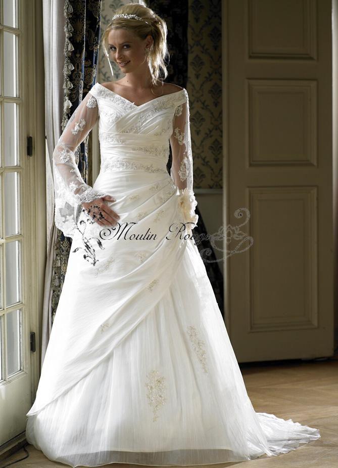 Rouge Wedding Dresses – fashion dresses