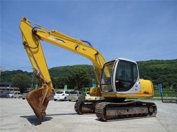 Used SUMITOMO crawler excavator SH120-3 in excellent working condition