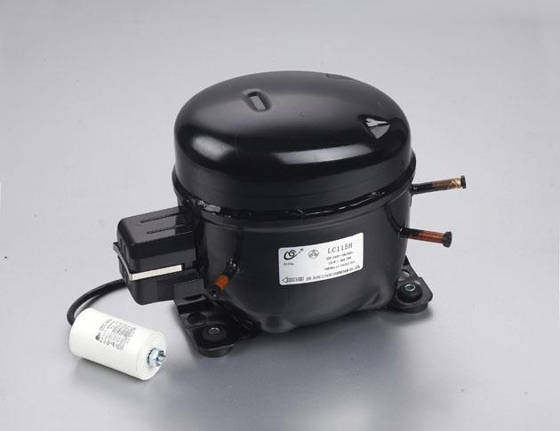 Congelador Compressor, R134a