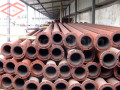 Seamless Rubber Lined Pipe