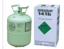 Alta puramente Gas refrigerante R141b