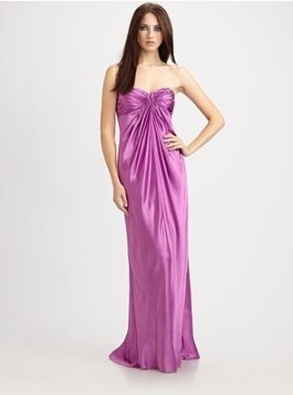 Designer Evening Dress on Bcbg Evening Dresses Silk Long Dresses Fashion Designer Dresses