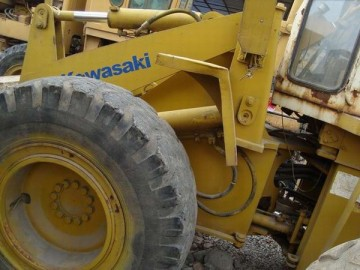 used loader kawasaki 60