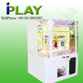 I-Cut Coin operated  Prize Crane Machine