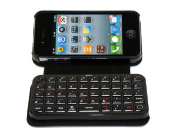 Purse Design Iphone Protective Covers And Case With Durable Wireless Bluetooth Keyboard