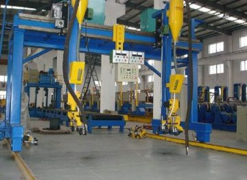 Box Beam Welding  Crane Girder Welding Machine,metal Equipment
