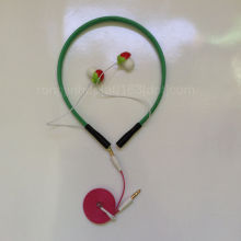 Hair band earphone fashion MP3 earphone strawberry earphone cute earphone Christmas gift